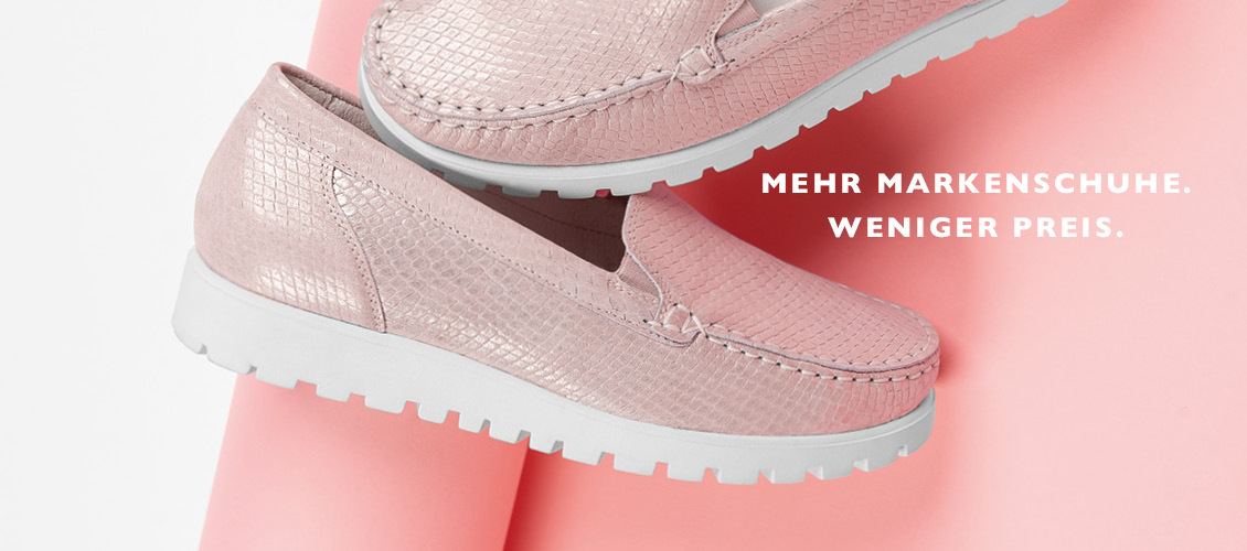68237a985c7be9 Braun Markenschuhe – Mehr Markenschuhe. Weniger Preis.